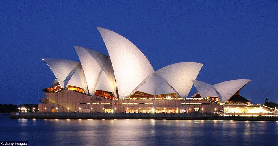 Australia had to remain a mere dream